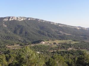 Serra de la Gritella i Mas de lluc